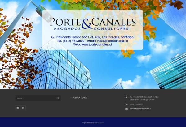 Porte & Canales