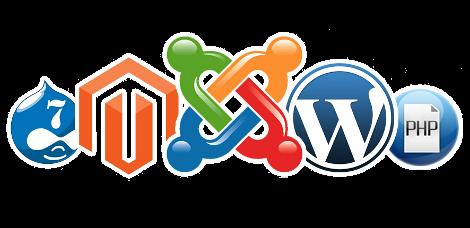 magento-wordpress-drupal-joomla-cms